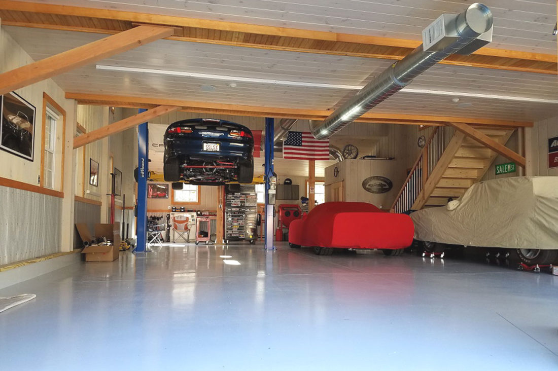Geobarns Hudson Valley Auto Barn Specialty Car Workshop