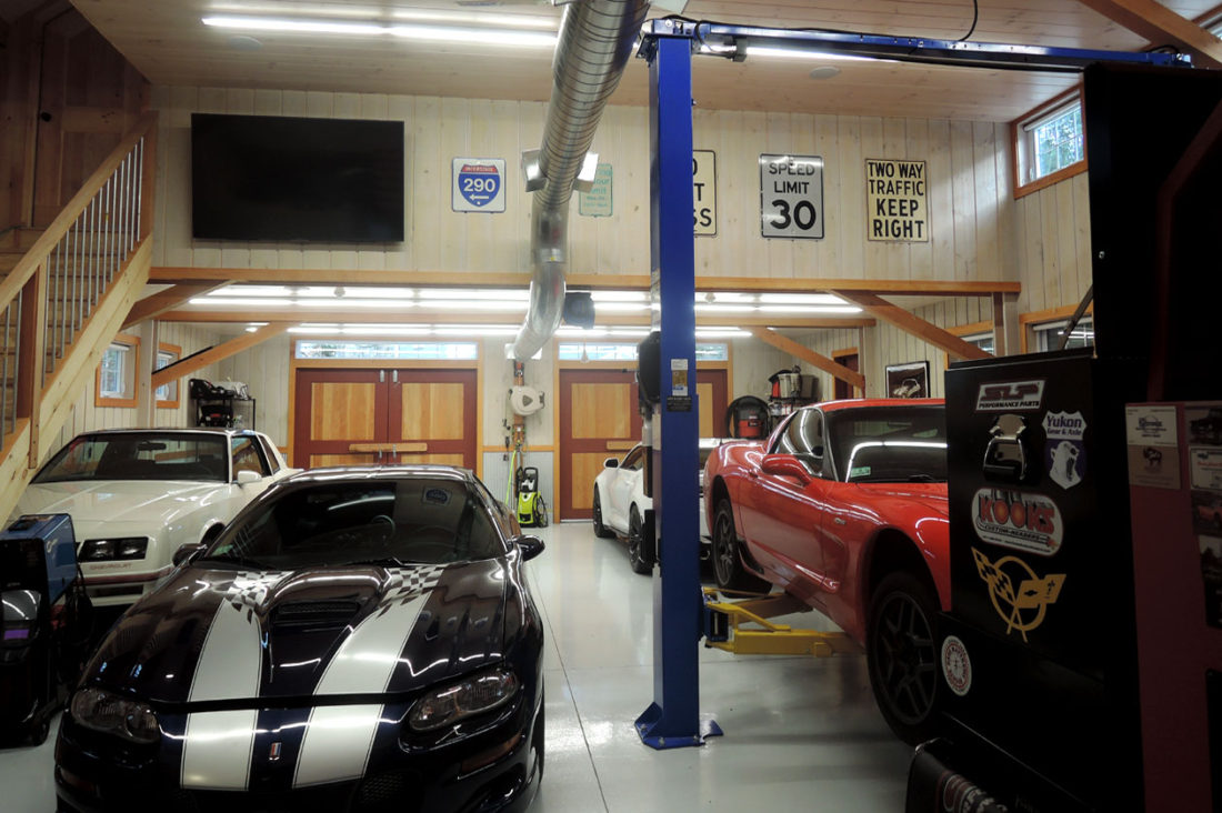 Vermont Sports Car >> Geobarns: Hudson Valley Auto Barn, specialty car workshop