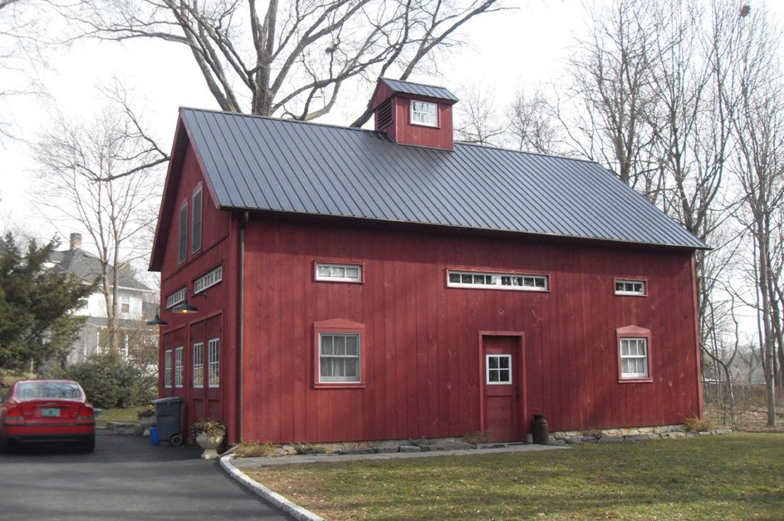Garage And Recreation Loft