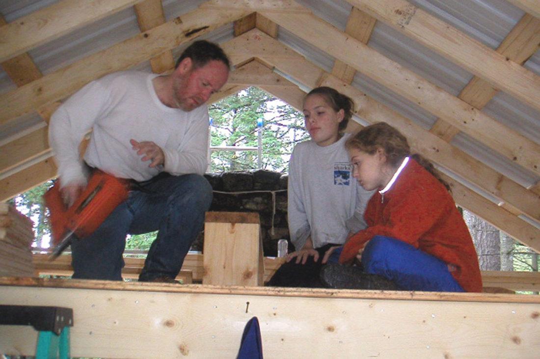 Ymca Camp Cabin