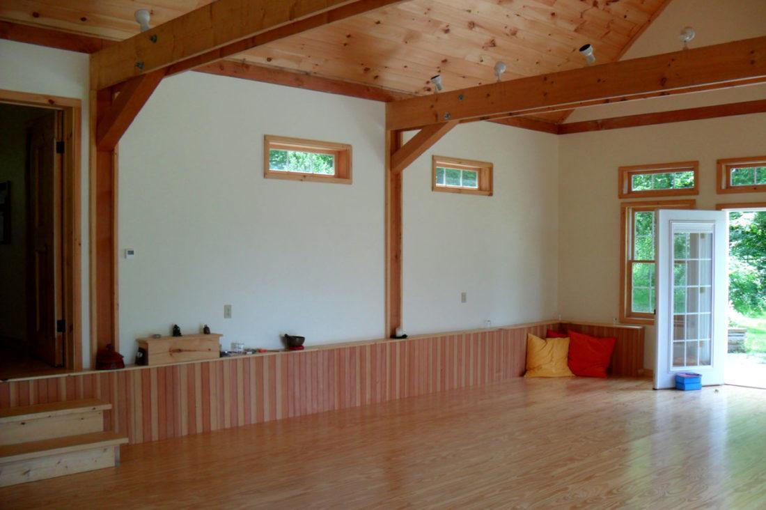 Yoga Studio Barn